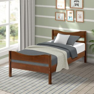 Compare prices Earle Twin Platform Bed By Harriet Bee