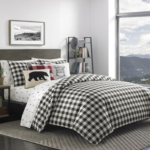 Eddie Bauer Mountain 100% Cotton Reversible Comforter Set