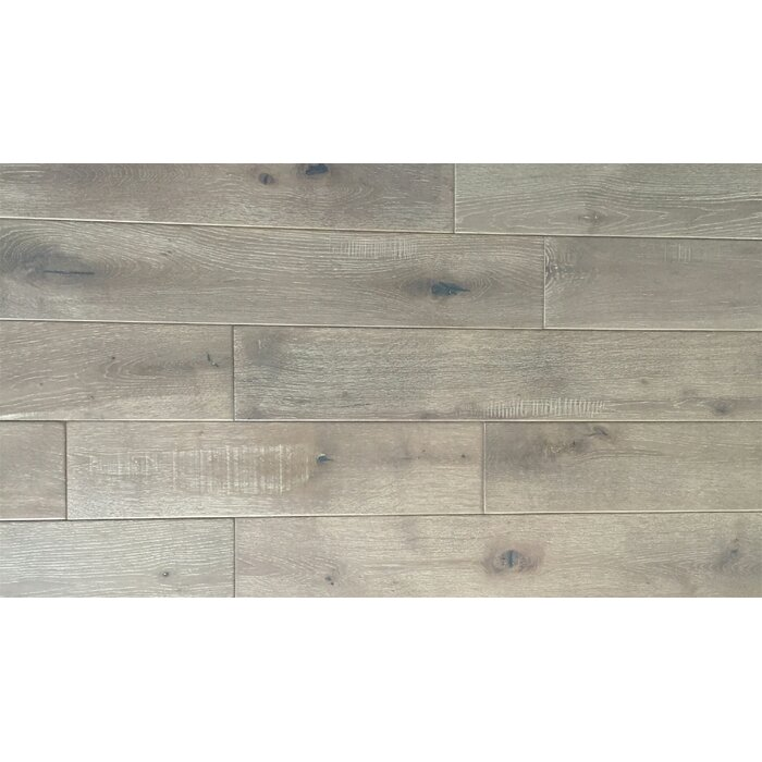 Brady French Oak 3 5 Thick X 6 Wide X 72 Length Solid Hardwood Flooring