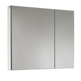 29.63 x 26.13 Surface Mount or Recessed Medicine Cabinet by Fresca