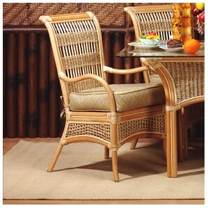 Dining Chair by Spice Islands Wicker