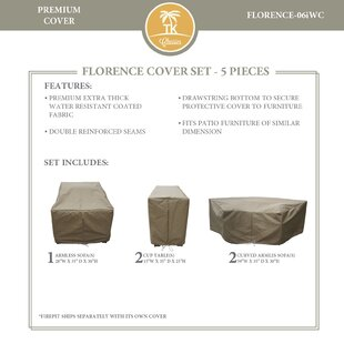 Florence 6 Piece Cover Set