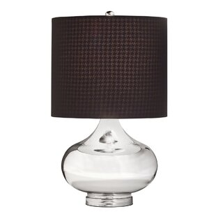 Read Reviews Obsidian 25.75 Table Lamp By Park Lane Lamps