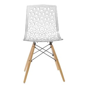 Contemporary Sandra Side Chairs (Set of 2..