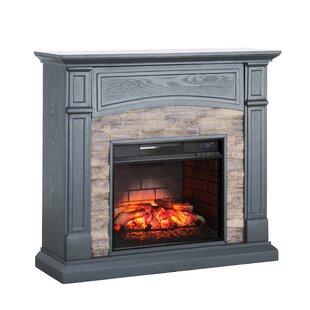 Dawn Infrared Electric Fireplace ByAlcott Hill