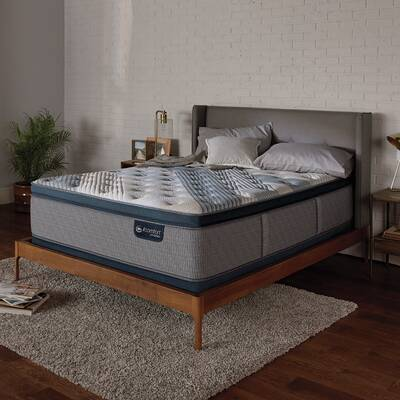 Serta Icomfort 4000 15 Plush Pillow Top Hybrid Mattress Reviews
