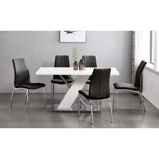 Riddleville Dining Set With 6 Chairs By Wade Logan