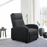 Desiray Faux Leather Massage Chair