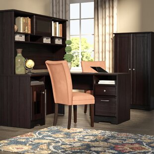 Affordable Hillsdale 3-Piece L-Shape Desk Office Suite By Red Barrel Studio