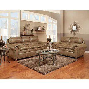 Union Rustic Orrstown 2 Piece Living Room..