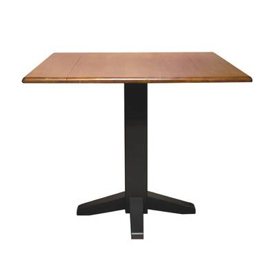 Runkle Square Dual Drop Leaf 36 Extentable Dining Table