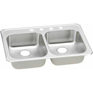 Artisan Sinks Premium Series 31 Quot X 20 Quot Double Bowl