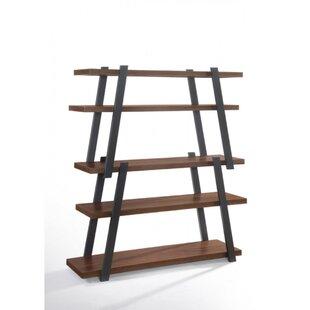 Consuelo Wooden Standard Bookcase