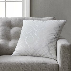 beshears 100 cotton throw pillow