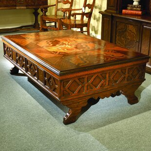 Eastern Legends Verona Coffee Table with Storage
