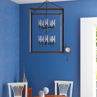 Three Posts Thorne 10-Light Foyer Pendant