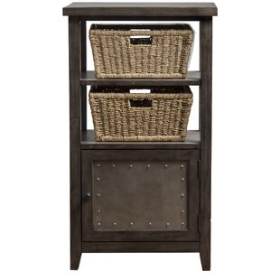 Sceinnker Rustic Wood Accent Cabinet by Gracie Oaks