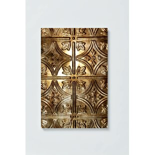Metal Motif Magnetic Wall Mounted Cork Board By Ebern Designs