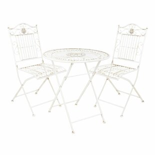Terrace Hill 2 Seater Bistro Set By Butlers