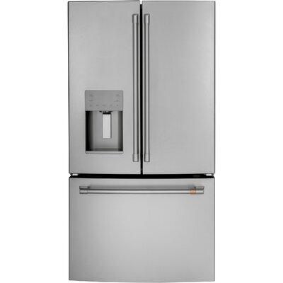 25.6 cu. ft. Energy Star French Door Refrigerator Café™