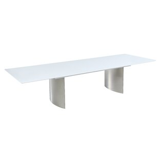 Glenda Extendable Dining Table Chintaly Imports