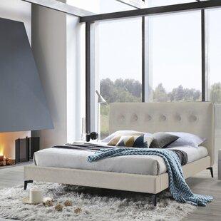 Lang Upholstered Bed Frame By George Oliver