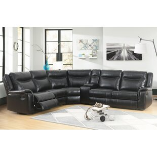 Wiest Reclining Sectional Latitude Run Lovely