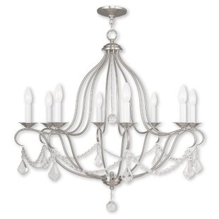 Coupon Bayfront 8-Light Candle Style Chandelier By Astoria Grand