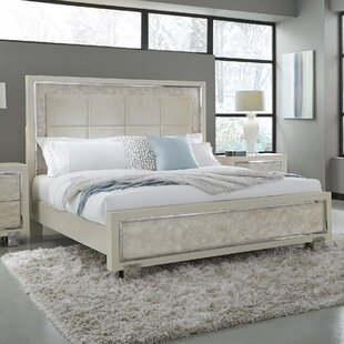 Rosdorf Park Rickman Upholstered Panel Bed