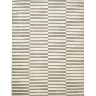Jace Warm Gray/Ivory Area Rug