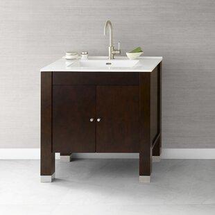 Purchase Devon 31 Single Bathroom Vanity Base Only ByRonbow