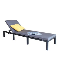 Reclining Wrought Studio Outdoor Chaise Lounge Chairs You Ll Love In 2021 Wayfair