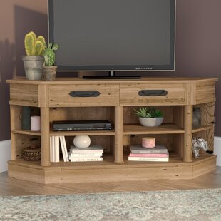 Mistana Collier Corner TV Stand for TVs up to 60