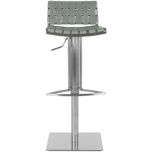 Appin Adjustable Height Swivel Bar Stool ..