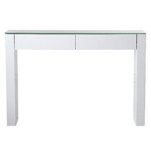 Dalia MDF Console Table By Wade Logan