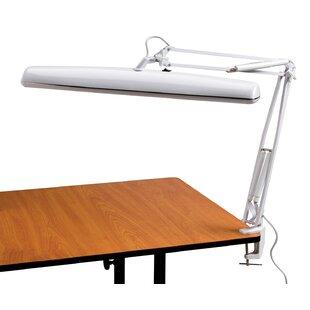 Tri-Fluorescent Task Desk ..