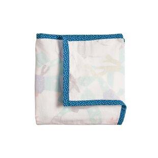 Reviews Oceanography 3-Layer Muslin Blanket ByNursery works