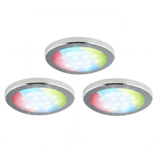 Purchase LED Under Cabinet Puck Light (Set of 3) By Bazz