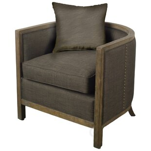Bingham Barrel Chair By Foundry Select