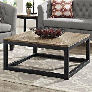 Mendivil Coffee Table by Gracie Oaks