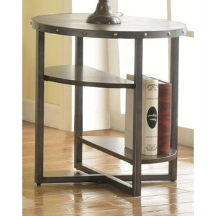 Dolly End Table by 17 Stories