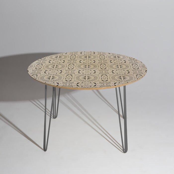 Superb Holli Zollinger Mandala Tile Dining Table Creativecarmelina Interior Chair Design Creativecarmelinacom