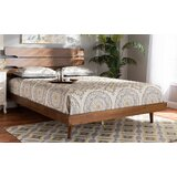 Damico Queen Size Platform Bed by George Oliver