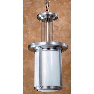 Arroyo Craftsman Berkeley 1-Light Cylinder Pendant