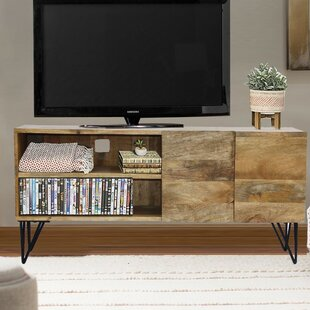 Order Nickson TV Stand for TVs up to 55 by Union Rustic Reviews (2019) & Buyer's Guide