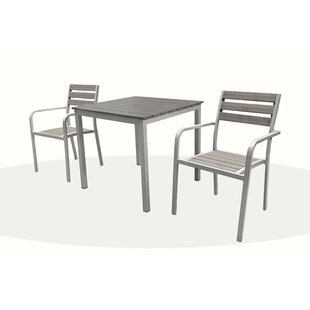 Ilaria 2 Seater Bistro Set By Sol 72 Outdoor