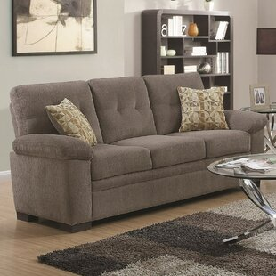 Mouser Transitional Sofa