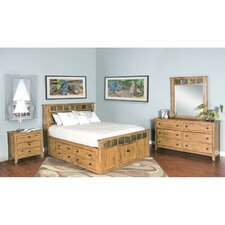 Framingham 6 Drawer Dresser with Mirror by Loon Peak