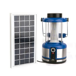Wagan Solar Powered Classic Lantern