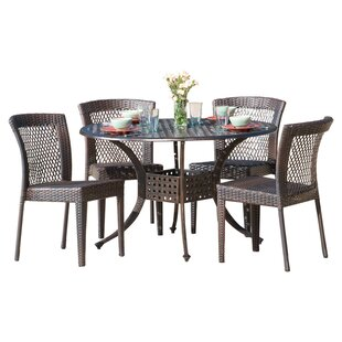 Tumlin 5 Piece Dining Set